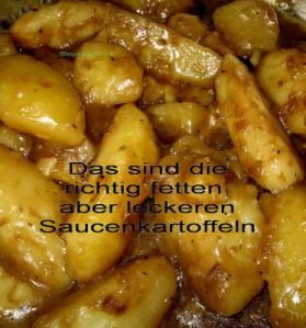 Saucenkartoffeln
