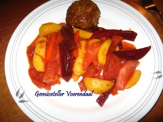 Gemüseteller Voerendaal