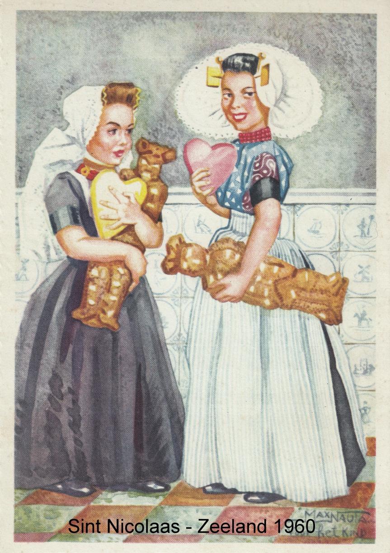 Sint Nicolaas 1960